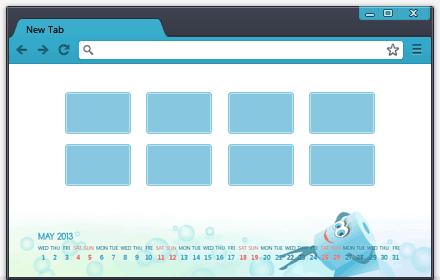 Theme Calendar